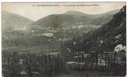 CPA - 31 - LOURES-BARBAZAN - Vue Générale Sur Barbazan Et L'hôtel -- - Barbazan