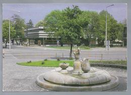 HU.- GÖDÖLLO. Diszkút. Pázmándy Antal. Zierbrunnen. Ornamental Fountain. Fontijn. Hongarije. - Hongarije