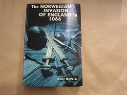 THE NORVEGIAN INVASION OF ENGLAND IN 1066 History Médiéval King Harold William Angleterre Moyen Age War Guerre - Europa