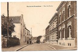Marche Les Ecaussinnes  Rue Des Ecoles - België