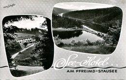 005943  Ödmühle Bei Trausnitz - See-Hotel Anzer Am Pfreimd-Stausee - Deutschland