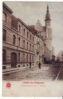 CPA - GAND - L'hôtel Du Téléphone Construit En 1902 - Gent