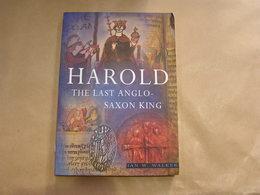 HAROLD THE LAST ANGLO SAXON KING England History Médiéval King Angleterre Moyen Age War Guerre Kingdom - Histoire