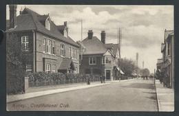 +++ CPA - Royaume Uni - HORLEY - Constitutional Club    // - Surrey