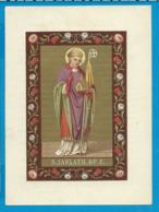 Holycard    St. Jarlath - Devotion Images