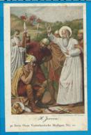 Holycard    St. Jeroen - Santini