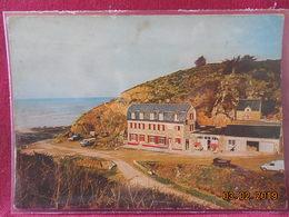 CPSM - Jospinet-en-Planguenoual - Descente à La Mer - Arrivée Chez Mélanie - France