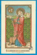 Holycard    B. Joanna De Aza - Santini