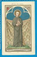 Holycard    St. Joannes Berchmans - Images Religieuses