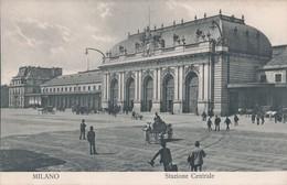 CPA - Italie - Lombardia - Milano - Stazione Centrale - Milano (Milan)