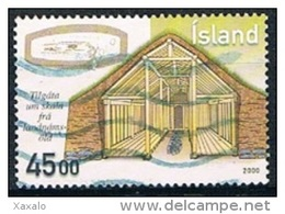 Iceland 2000 - Architecture - 1944-... Republique