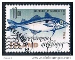 Iceland 2000 - Fish - 1944-... Republique