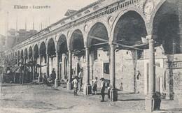 CPA - Italie - Lombardia - Milano - Lazzaretto - Milano (Milan)
