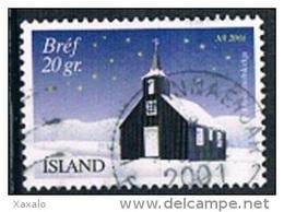 Iceland 2001 - Christmas - 1944-... Republique