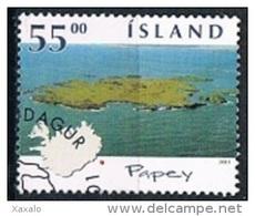 Iceland 2001 - Islands - 1944-... Republique