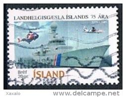 Iceland 2001 - Ship - 1944-... Republique