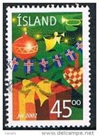Iceland 2002 - Christmas - 1944-... Republique