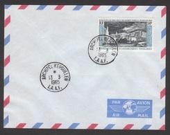 TAAF - PA 8 13/3/1965 - Archipel Kerguelen - Terres Australes Et Antarctiques Françaises (TAAF)