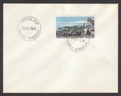 TAAF - PA 14 Obl 1er Jour 21/01/1968 - Archipel Kerguelen - Terres Australes Et Antarctiques Françaises (TAAF)