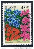 Iceland 2003 - Flowers - 1944-... Republique