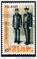Iceland 2003 - Icelandic Police Force - 1944-... Republique