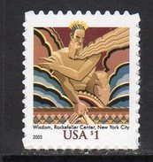 USA 2003 'Wisdom' $1 Definitive, MNH (SG 4275) - United States