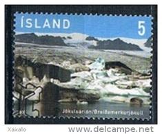 Iceland 2007 - Glaciers - 1944-... Republique
