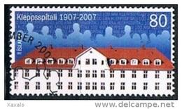 Iceland 2007 - Kleppur Psychiatric Hospital - 1944-... Republique