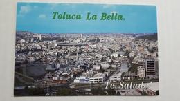 Toluca Mexico Stadium Postcard Cartolina Stadio Stadion AK Carte Postale CP Stade Estadio - Soccer