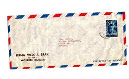 Lettre Cachet ? Sur Fille + Vignette Comite Olympique - Marcophilie - EMA (Empreintes Machines)