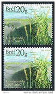 Iceland 2007 - The Soil Conservation Service    (adhesive And Dentate) - 1944-... Republique