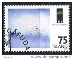 Iceland 2007 - The West Nordic Council - Iceland, Greenland And The Faroe Islands - 1944-... Republique