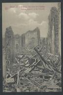 +++ CPA - KEMMEL - Guerre - Ruines - Intérieur De L'Eglise    // - Heuvelland