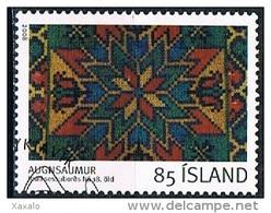 Iceland 2008 - Icelandic Embroidery - 1944-... Republique