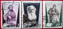 Russia   USSR  1935   3 V  Used - 1923-1991 URSS