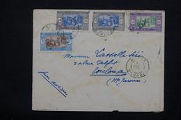 SÉNÉGAL - Enveloppe De Dakar Pour Toulouse Par Avion , Affranchissement Plaisant - L 22816 - Sénégal (1887-1944)