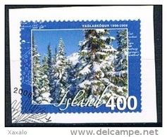 Iceland 2008 - The 100th Anniversary Of Forestry In Vaglaskogur - 1944-... Republique