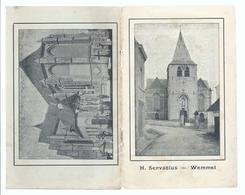 1905 LEVEN VAN DEN H. SERVATIUS BISSCHOP VAN TONGEREN EN MAASTRICHT PATROON DER PAROCHIALE KERK VAN WEMMEL - Livres, BD, Revues