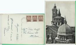 Annullo. TASSATA. Bergamo. 226a - 6. 1946-.. Repubblica