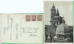 Annullo. TASSATA. Bergamo. 226a - 6. 1946-.. República