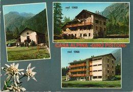 Aosta - Gressoney St Jean - Casa Alpina Gino Pistoni - Fg - Non Classificati