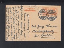 Dt. Reich GSK Rostock 1920 - Germania