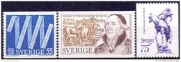 ZWEDEN 1975 Jubilea PF-MNH - Suecia