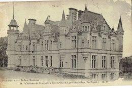 Cpa De Fournils à Beaupouyet - Frankrijk