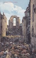(08) - Dontrien Inneres Von Kirche COULEUR   Carte Allemande - Other Municipalities