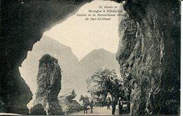 005954  Route De Bougie à Djidjelli - Entrée De La Merveilleuse Grotte De Dar-El-Oued  1925 - Algerien