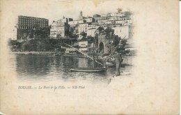 005955  Bougie - Le Port Et La Ville - Algerien