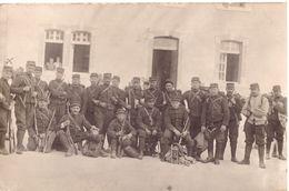 Valdahon 1914 Photo De Groupe - Regiments