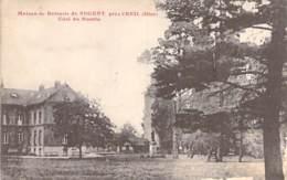 60 - NOGENT Sur OISE ( Près De CREIL ) Maison De Retraite , Côté Du Moulin - CPA - Oise - Nogent Sur Oise