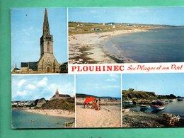 29 Finistere Plouhinec Carte Multivues - Plouhinec